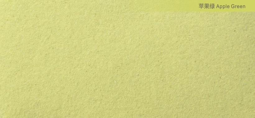 Apple green40-80 meshCOLORED SANDS