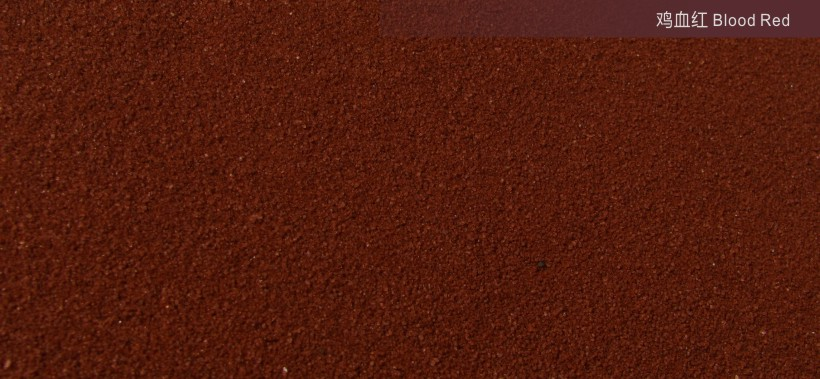 Blood red80-120 meshCOLORED SANDS