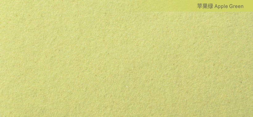 Apple green80-120 meshCOLORED SANDS