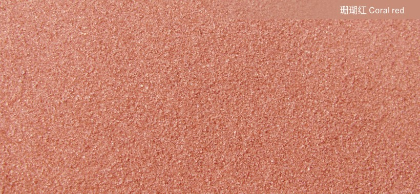 Coral red80-120 meshCOLORED SANDS