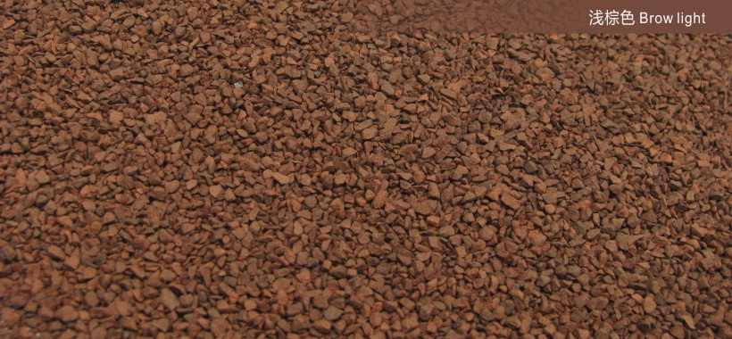 Brown light20-40 meshROOFING GRANULES