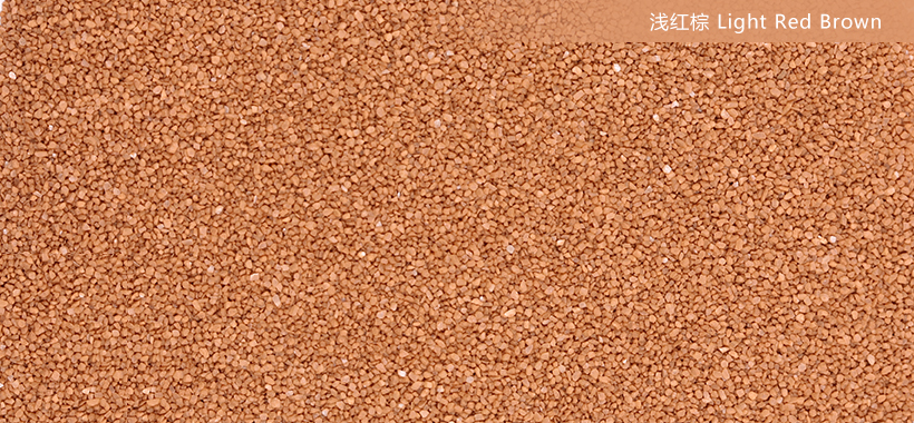 Light Red Brown16-30meshCeramic sands